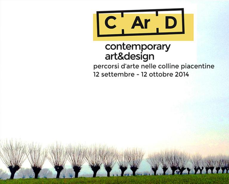 C.Ar.D. Contemporary Art & Design 2014