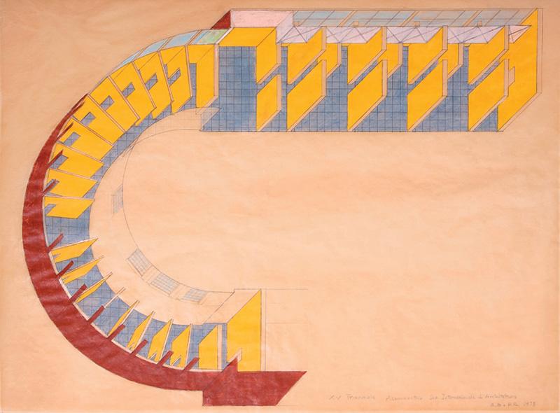 Triennale: Architettura razionale