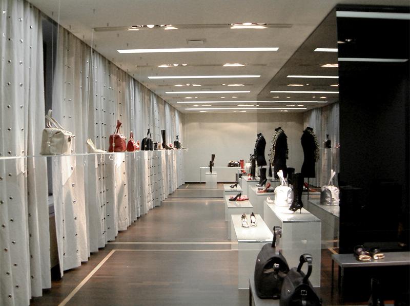 Showroom Accessori Gianfranco Ferrè