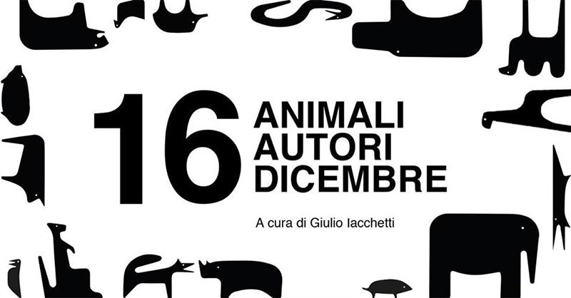 16 Animali 16 Autori