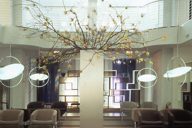 Fontana Arte Showroom via S. Margherita