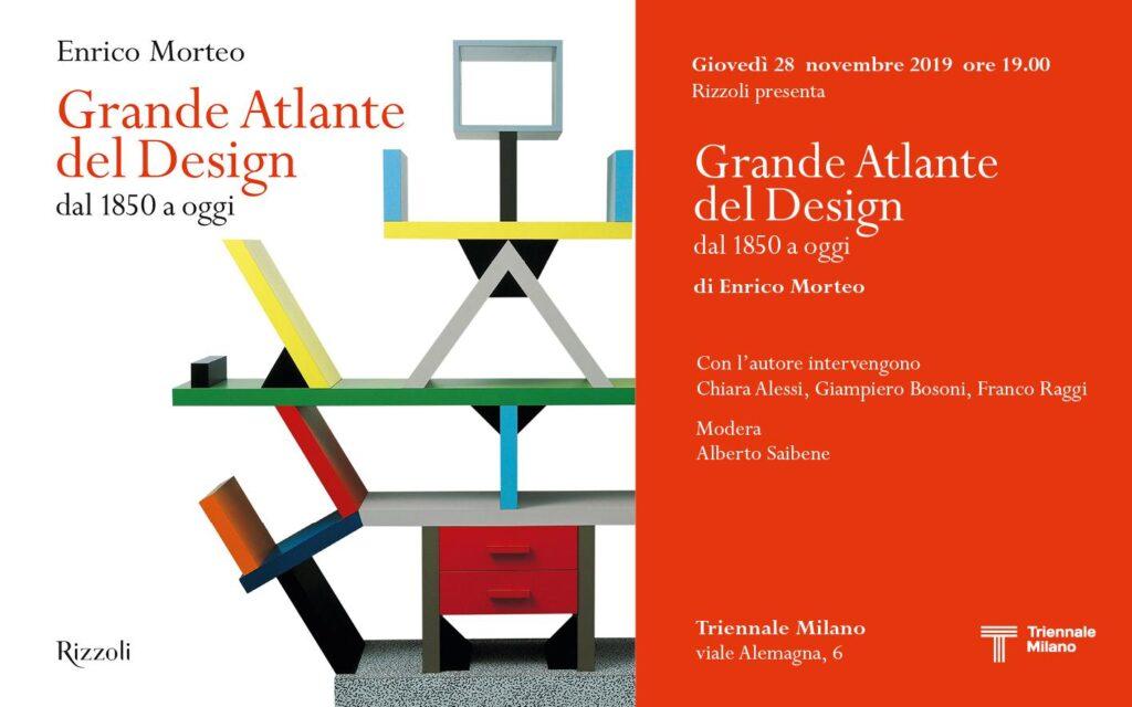 Grande Atlante del Design @ Triennale Milano